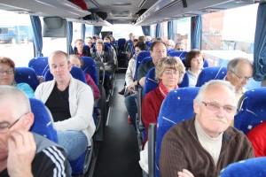 Tout le monde est pressé d'arriver à Gillingham.